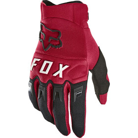 Fox Dirtpaw Gloves Men flame red